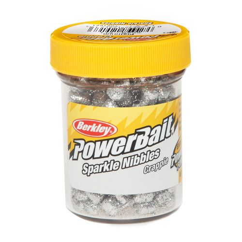 Berkley® PowerBait 1.2 oz. Crappie Sparkle Nibbles