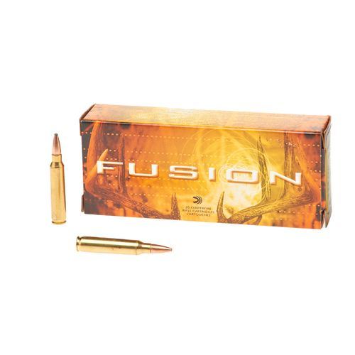 Federal® Fusion® .223 Remington 62-Grain Centerfire Rifle Ammunition