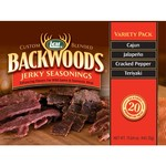 LEM Backwoods Jerky Seasoning Variety Pack