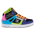 DC Shoes Girls' Rebound Athletic Lifestyle Shoes