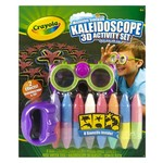 Crayola 3-D Kaleidoscope Activity Kit
