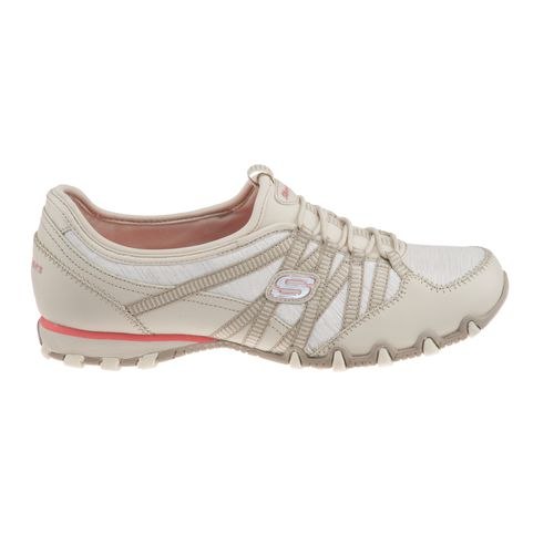 SKECHERS Women's Bikers Sparkling Athletic Lifestyle Shoes