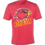 Colosseum Athletics Men's Lamar University Ace Crew Neck T-shirt