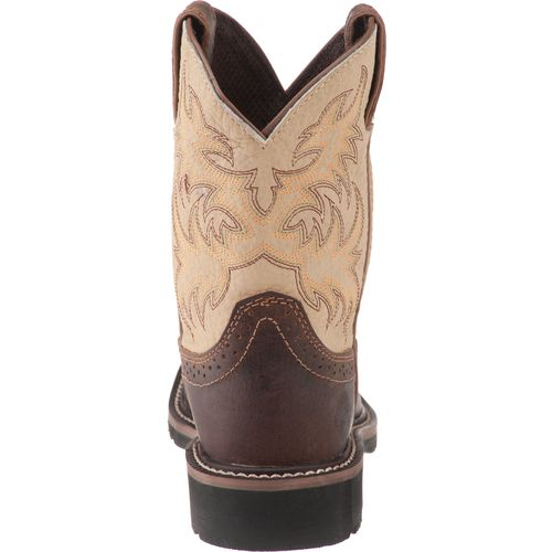 Justin Kids' Stampede Waxy Boots - view number 7