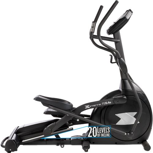 Display product reviews for XTERRA Free Style 5.4e Elliptical Trainer