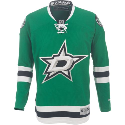 Reebok Men's Dallas Stars Center Ice Premier Jersey