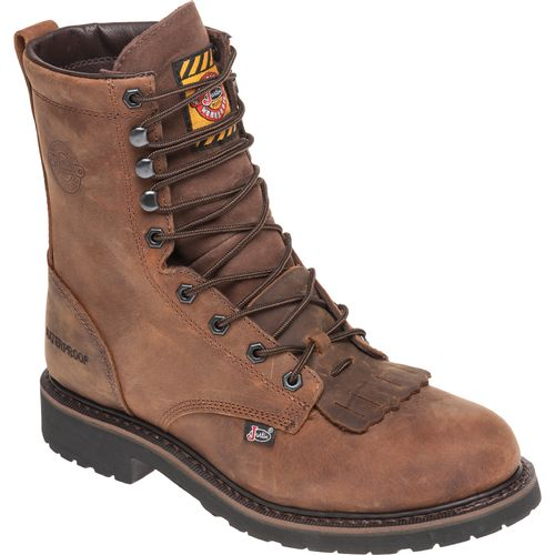 Justin Men's Wyoming Waterproof Steel Toe Work Boots - view number 2