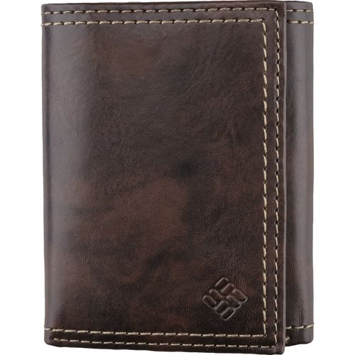 Columbia Sportswear Men's Trifold Wallet with Built-In RFID Protection