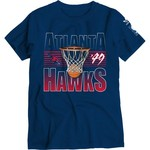 adidas Boys' Atlanta Hawks Hoop Shot T-shirt