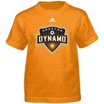 adidas™ Toddler Boys' Houston Dynamo Primary Logo Short Sleeve T-shirt