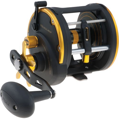 Display product reviews for PENN Squall Level Wind Conventional Reel