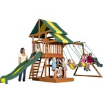 Backyard Discovery™ Independence Wooden Swing Set