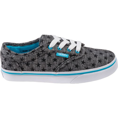 Vans Girls  Atwood Low Athletic Lifestyle Shoes