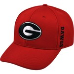 Top of the World Adults' University of Georgia Booster Cap
