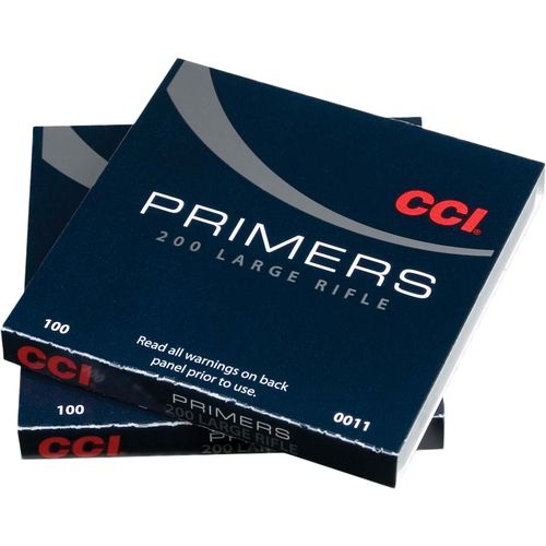CCI® 200 Large Rifle Primers 100-Pack