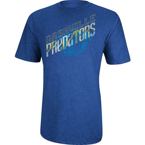 Reebok Men's Nashville Predators Short Sleeve T-shirt