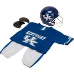 Franklin Kids' University of Kentucky Football Deluxe Uniform Set
