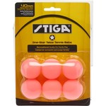 Stiga® 1-Star Table Tennis Balls 6-Pack - view number 1