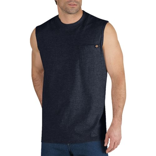 Dickies Men's Sleeveless Pocket T-shirt