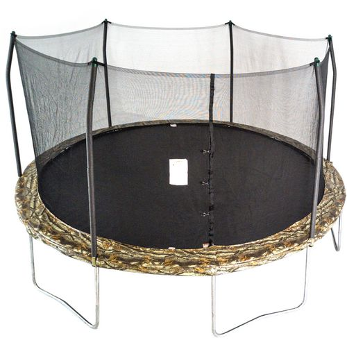 Display product reviews for Skywalker Trampolines 15' Round Trampoline with Enclosure