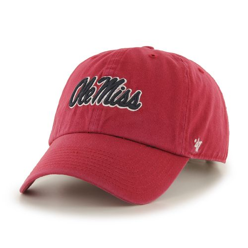 '47 Men's University of Mississippi Clean Up Cap - view number 1