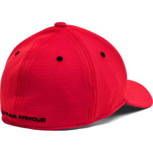 Under Armour Boys' New Blitzing Stretch Fit Cap - view number 2