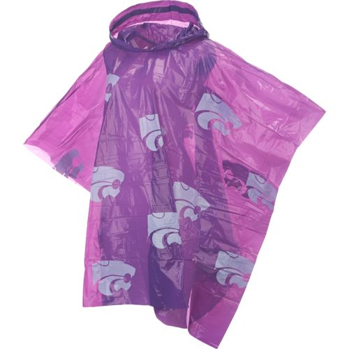 Storm Duds Adults' Kansas State University Stadium Rain Poncho