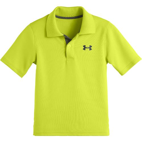 Under armour toddler boys 39 match play polo shirt academy for Toddler boys polo shirts