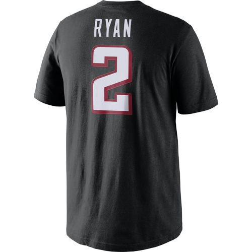 Nike Men's Atlanta Falcons Matt Ryan 2 Player Pride T-shirt - view number 2