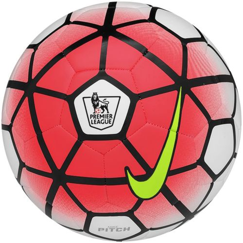 Display product reviews for Nike Pitch PL Soccer Ball