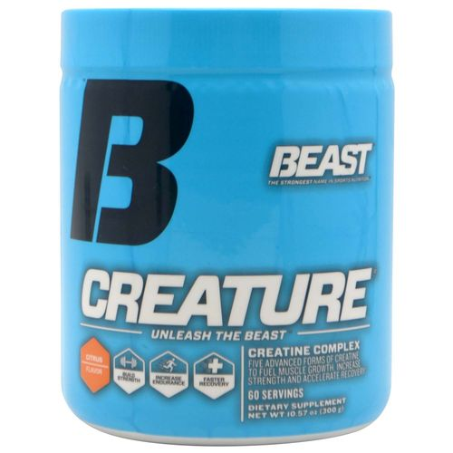 Display product reviews for Beast Sports Nutrition Creature Creatine Complex Supplement