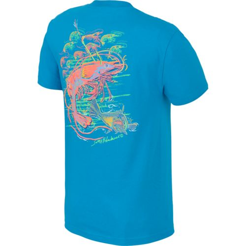 Rip a lip adults 39 shrimp t shirt academy for Rip a lip fish wear