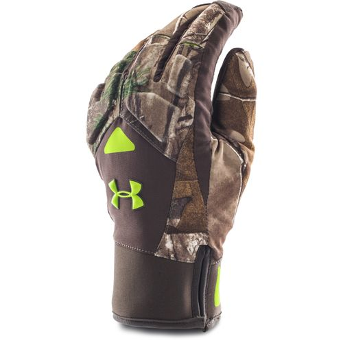 Under Armour™ Men's ColdGear® Infrared Scent Control 2.0 Primer Gloves