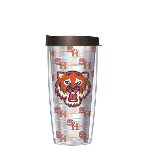 Signature Tumblers Sam Houston State University Traveler 16 oz. Thermal Insulated Tumbler with Lid