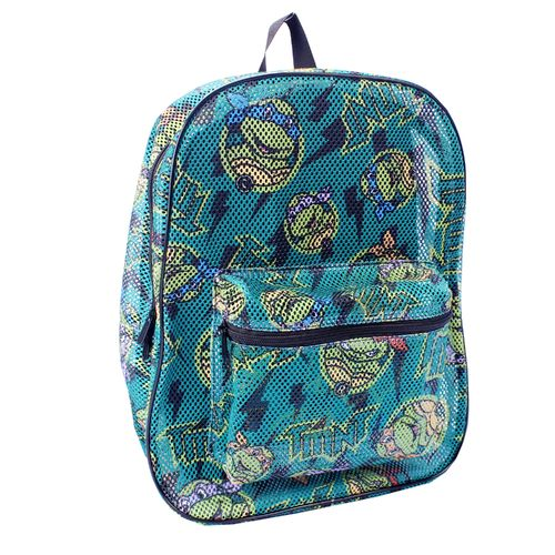 Teenage Mutant Ninja Turtles Mesh Backpack