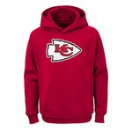 NFL Boys' Kansas City Chiefs MK Performance Hoodie