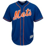 Majestic Men's New York Mets David Wright #5 Cool Base® Replica Jersey - view number 2