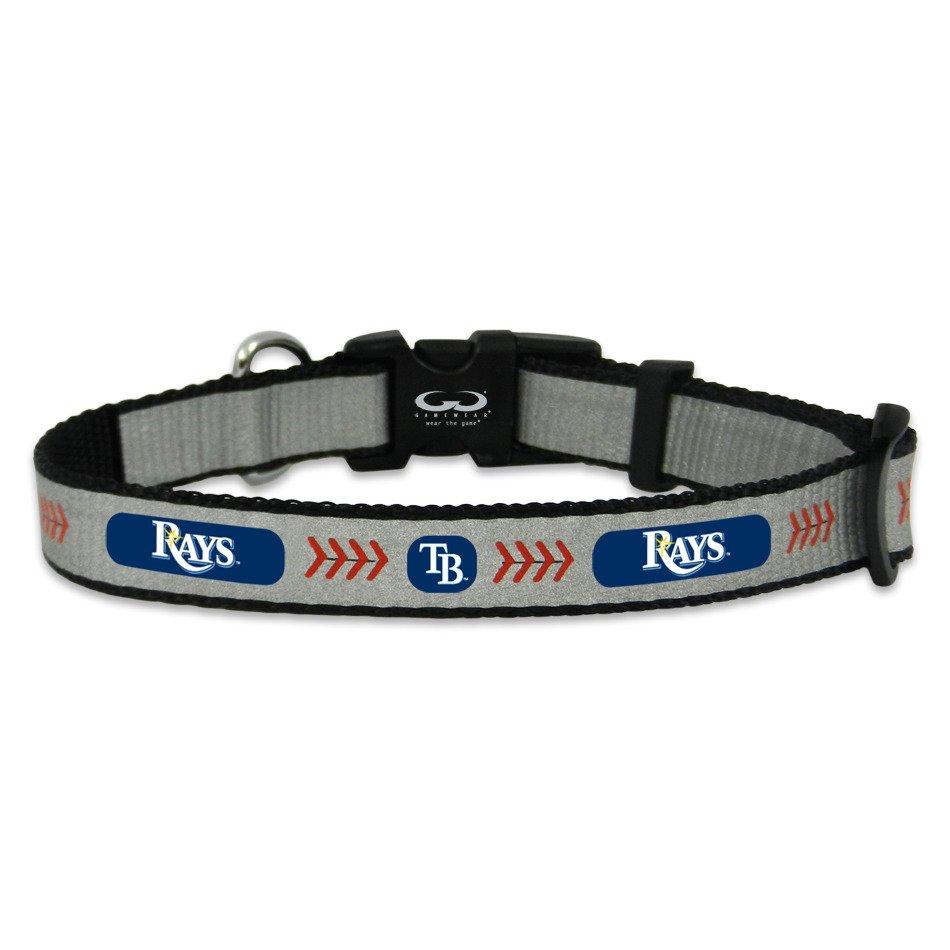 GameWear Tampa Bay Rays Reflective Small Baseball Collar