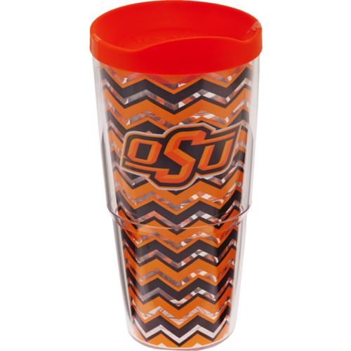 Tervis Oklahoma State University Chevron 24 oz. Tumbler with Lid