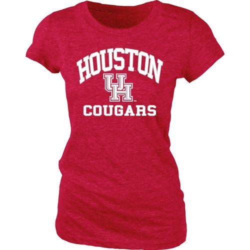 Blue 84 Juniors' University of Houston Triblend T-shirt