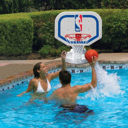 Poolmaster® NBA Logo Competition Style Poolside Basketball Game - view number 2