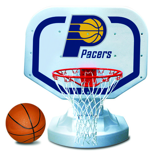 Poolmaster® Indiana Pacers Competition Style Poolside Basketball