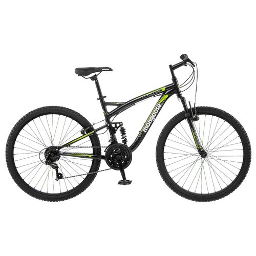 "Mongoose® Men's Status 2.2 26"" 21-Speed Mountain Bicycle"