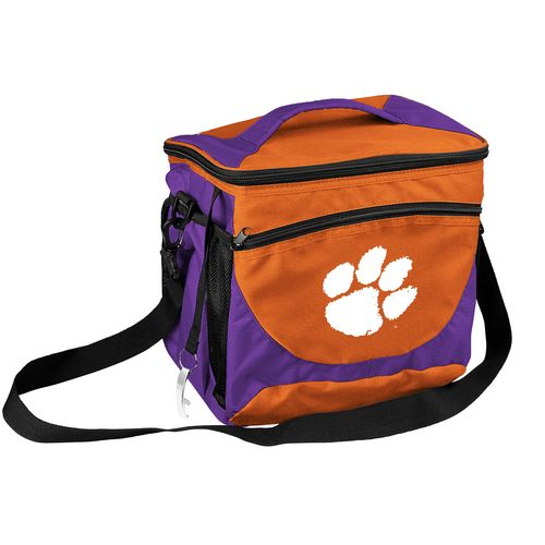 Display product reviews for Logo™ Clemson University 24-Can Cooler