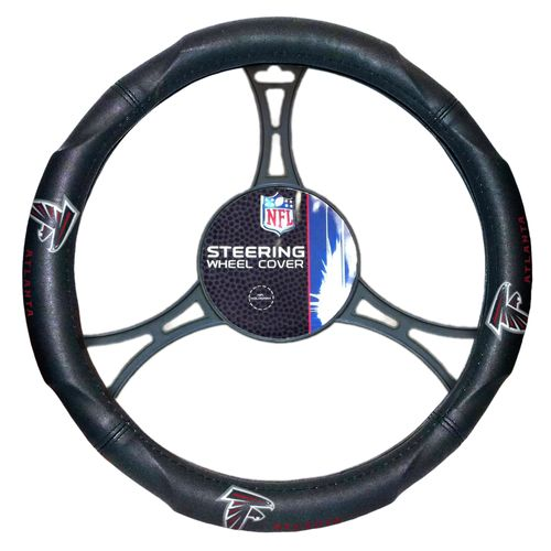 The Northwest Company Atlanta Falcons Steering Wheel Cover