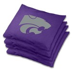 Wild Sports Kansas State University Regulation Bean Bags 4-Pack