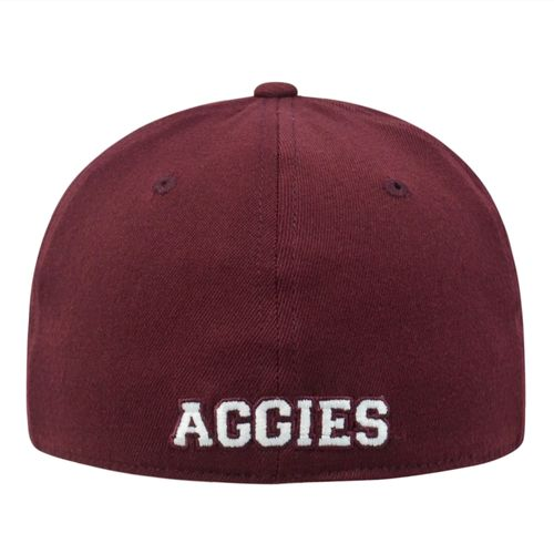 Top of the World Men's Texas A&M University Premium Collection Memory Fit™ Cap - view number 2