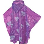 Storm Duds Men's Kansas State University Lightweight Stadium Poncho - view number 2