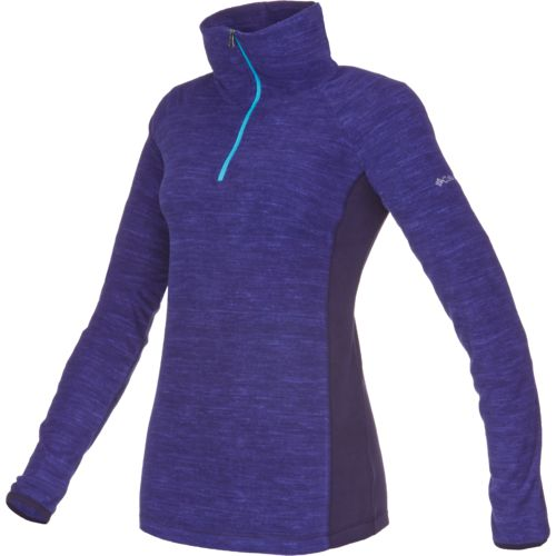 Image for Columbia Sportswear Women's Glacial™ Fleece III Print 1/2 Zip Jacket from Academy