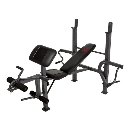 Marcy Diamond Elite Standard Weight Bench - view number 1